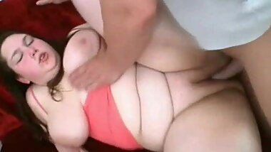 Fucking Fat Chubby BBW with yummy shaven vagina-2