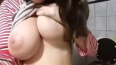 Big Juicy Teenage Boobs